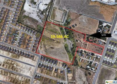 Killeen Residential Lots & Land For Sale: 5603 Bunny Trail