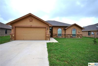 Killeen Single Family Home For Sale: 6409 Deorsam
