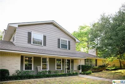 Temple Single Family Home For Sale: 3301 Pecan Drive