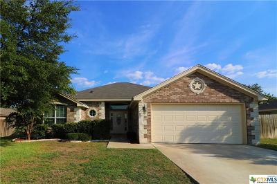 Killeen Single Family Home For Sale: 5906 Boxelder Trail