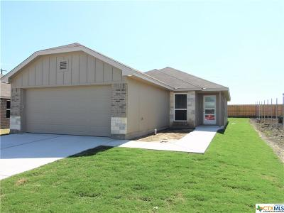 Temple TX Single Family Home Pending: $137,800