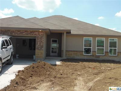 Temple TX Single Family Home For Sale: $162,500