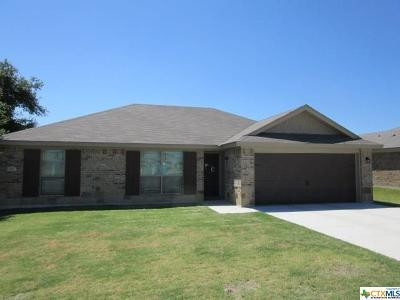 Copperas Cove Single Family Home For Sale: 2917 Settlement Road