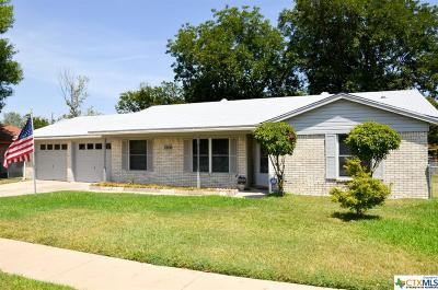 Killeen Single Family Home For Sale: 1906 Sycamore