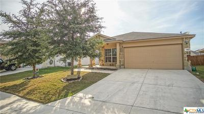 New Braunfels Single Family Home For Sale: 781 Great Oaks