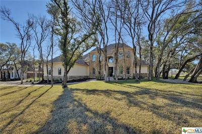 Salado Single Family Home For Sale: 10951 Stinnet Mill