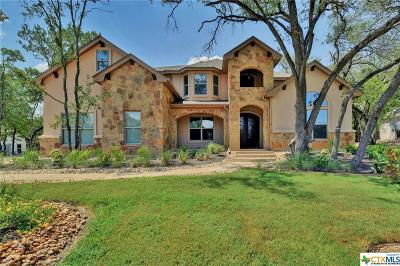 Salado Single Family Home For Sale: 10879 Stinnet Mill