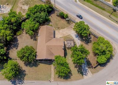 Round Rock Single Family Home For Sale: 1804 Robb