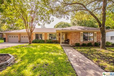 Temple Single Family Home For Sale: 4513 Spanish Oak Road