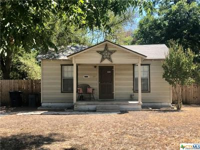 Lampasas Single Family Home For Sale: 309 N Race