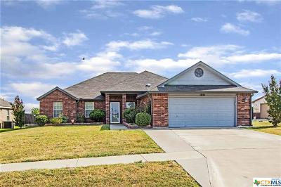 Killeen TX Single Family Home For Sale: $153,995