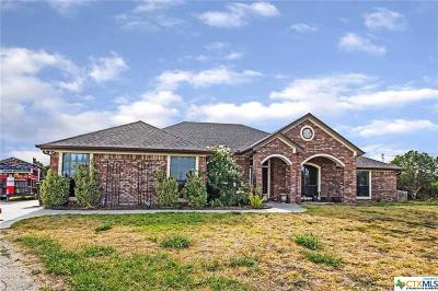 Copperas Cove Single Family Home For Sale: 1100 Myrtle