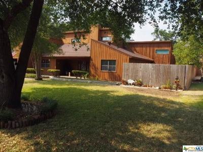 Belton Single Family Home For Sale: 188 Maple