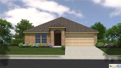 Killeen Single Family Home For Sale: 5401 Laustin