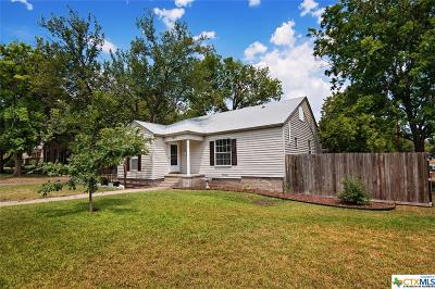 Temple Single Family Home For Sale: 1305 N 4th