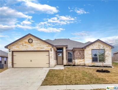 Belton Single Family Home For Sale: 438 Bella Rose Drive