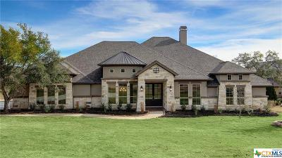 New Braunfels Single Family Home For Sale: 1440 Decanter Drive