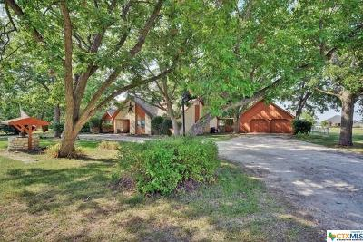Bartlett TX Single Family Home For Sale: $285,000