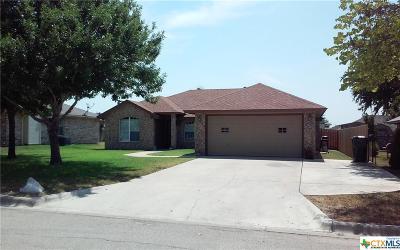 Nolanville Single Family Home For Sale: 128 Dober