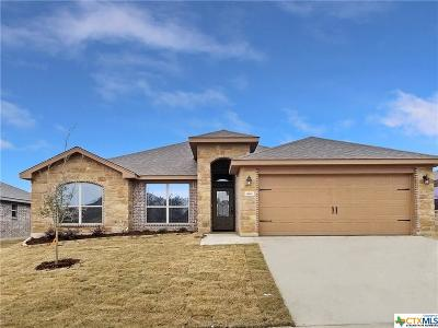 Belton Single Family Home For Sale: 446 Bella Rose Drive