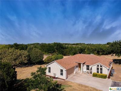 Lampasas Single Family Home For Sale: 258 County Road 4127