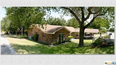 Lampasas Single Family Home For Sale: 13 Chris James