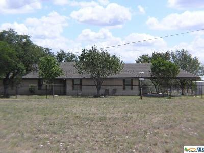 Salado Single Family Home For Sale: 202 Seven Ranch Road
