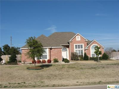 Belton, Temple Single Family Home For Sale: 11106 Inverness