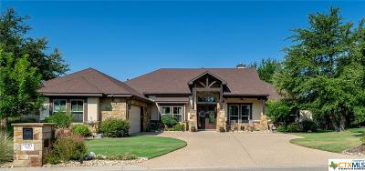 Belton Single Family Home For Sale: 1210 Mescalero