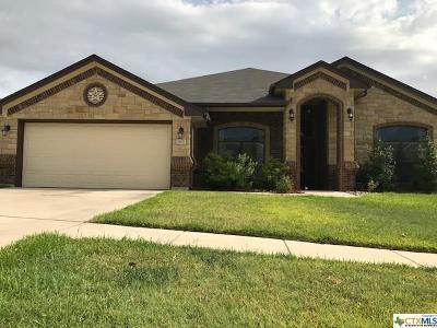Killeen Single Family Home For Sale: 2603 Legacy Lane
