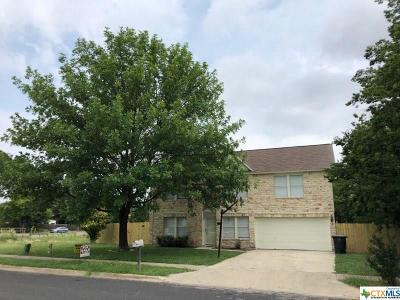 Bell County Single Family Home For Sale: 103 Turtle Creek