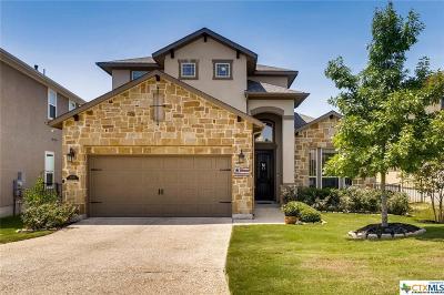 San Antonio Single Family Home For Sale: 18342 Branson Falls