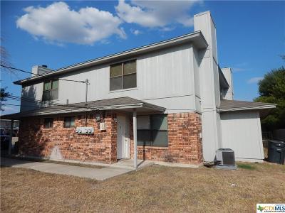 Killeen Single Family Home For Sale: 4804 Rainbow Circle