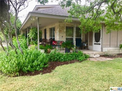 San Marcos Single Family Home For Sale: 1000 Alpine