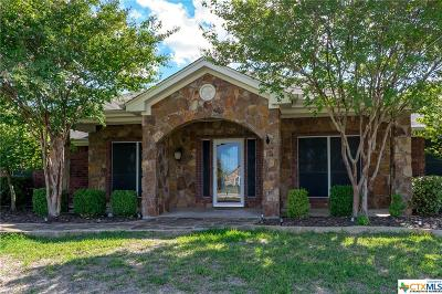 Copperas Cove Single Family Home For Sale: 3231 Logsdon