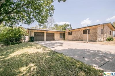 Bell County Single Family Home For Sale: 1803 Wheeler Drive