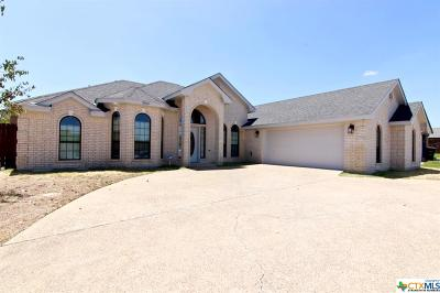 Killeen Single Family Home For Sale: 2502 Rio Grande