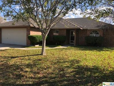 Killeen Single Family Home For Sale: 1812 Meadowbrook