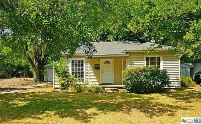 Killeen Single Family Home For Sale: 1303 E Avenue G
