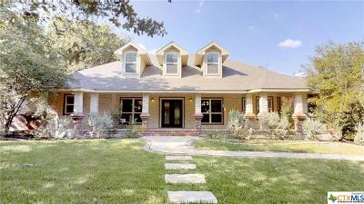 Salado Single Family Home For Sale: 1325 Rose