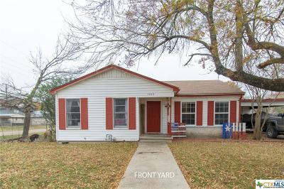 Moody Single Family Home For Sale: 1404 Ave E Avenue