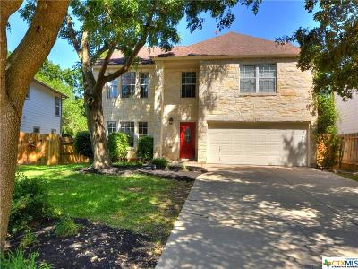 Round Rock Single Family Home For Sale: 1605 Balsam Way
