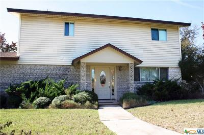 San Marcos Single Family Home For Sale: 309 Lamar