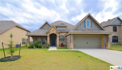 Killeen Single Family Home For Sale: 3604 Castleton Drive