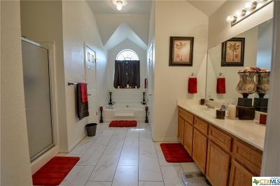 Harker Heights Single Family Home For Sale: 404 Gina