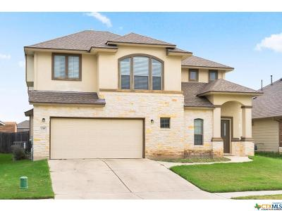 San Marcos Single Family Home For Sale: 130 Old Settlers