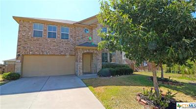 Copperas Cove Single Family Home For Sale: 2210 Scott Drive
