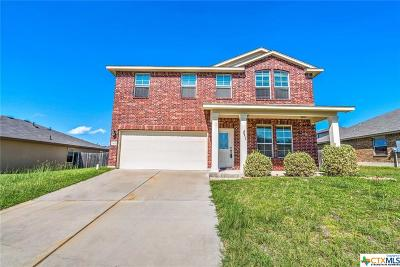 Copperas Cove Single Family Home For Sale: 2109 Griffin Drive