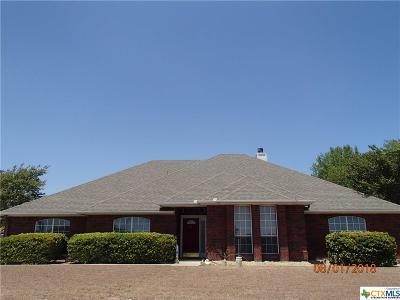 Killeen Single Family Home For Sale: 4022 Hope Drive