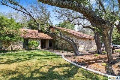 Salado Single Family Home For Sale: 1910 Old Mill #1